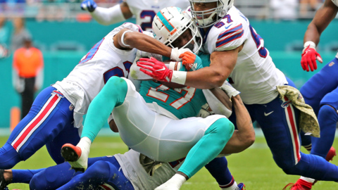 Free agency almost here: A plan for the Dolphins to address NFL's worst running game