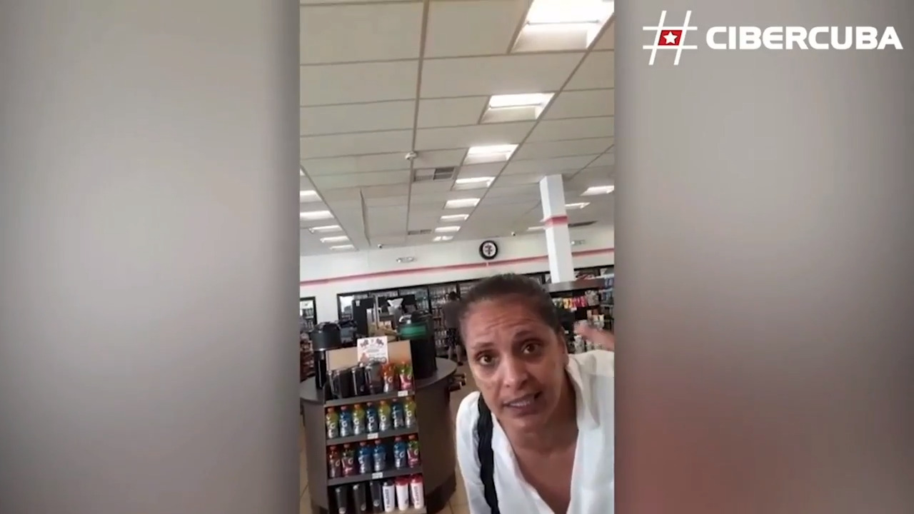 'We don't want you here!' 7-Eleven customer goes on racist rant against Hispanic clerk