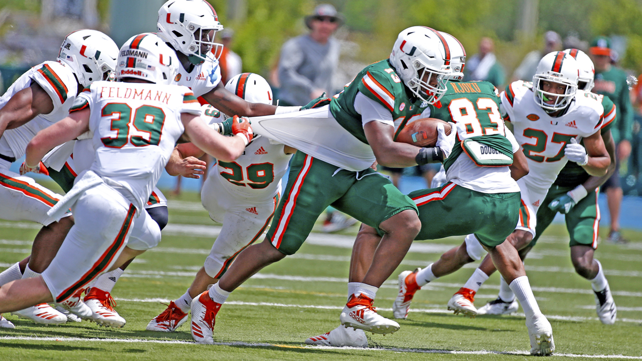 News and notes on every UM position following fourth practice of camp