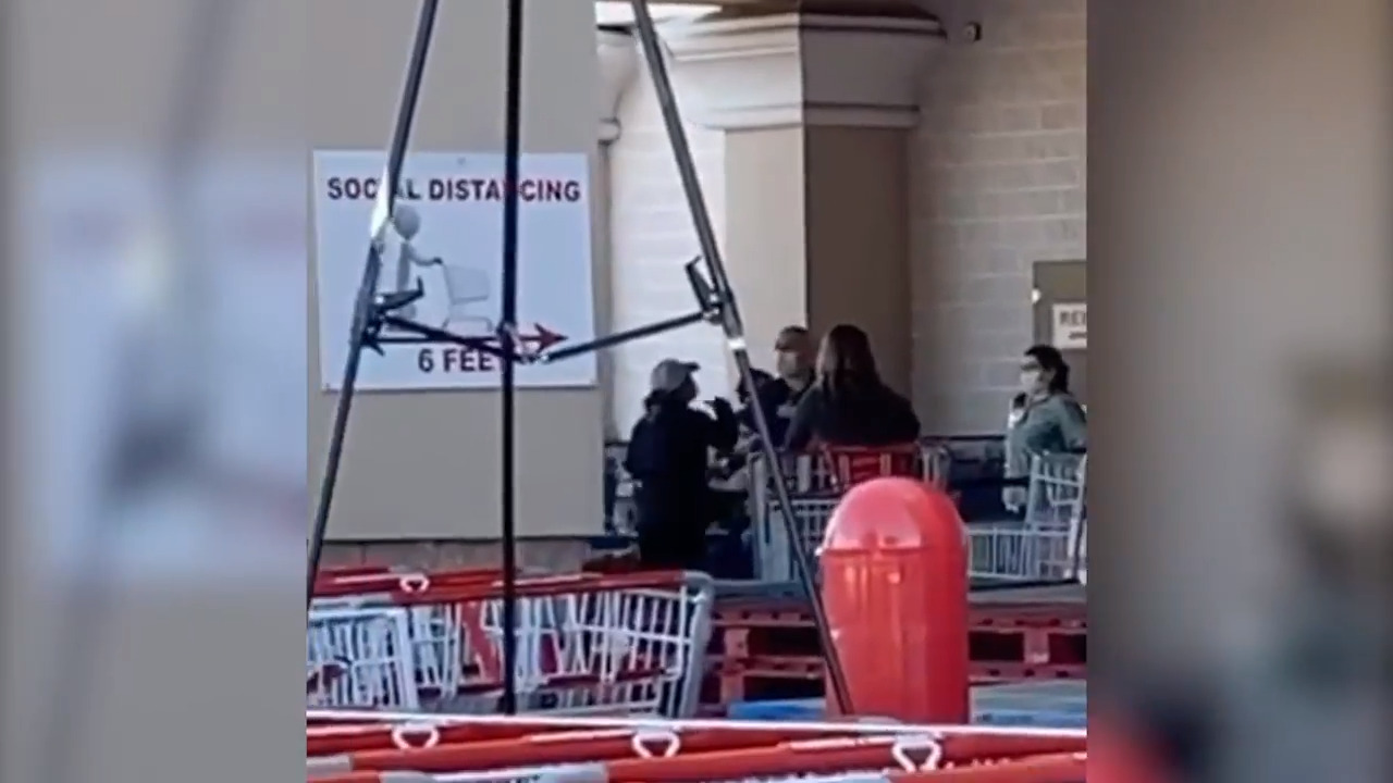 Watch a fight erupt over senior hours outside Costco in Kendall: 'Miami savages'