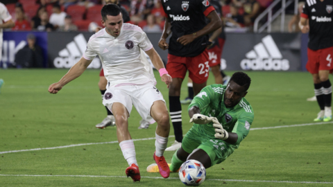 Inter Miami coach Phil Neville post-game comments after 1-0 loss to D.C. United