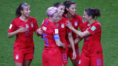 Here is how you can watch the Women's World Cup: TV schedule, times, dates and scores