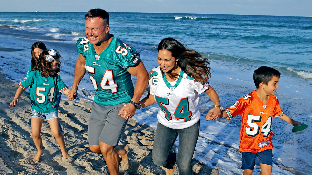 Hall of Fame vote returns Zach Thomas to football stage after years of quiet retirement