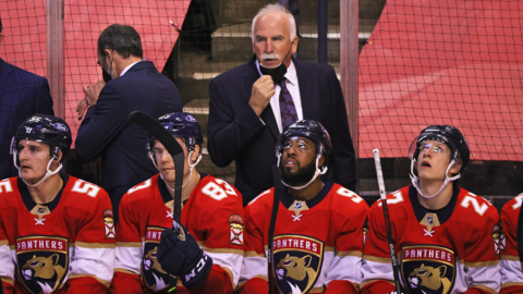 """""""Joel Quenneville is a special leader and special coach,"""" Bill Zito said."""