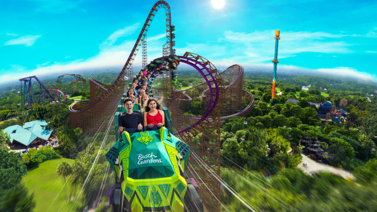 Ready to ride the fastest, tallest hybrid coaster in America? SeaWorld announced that and more