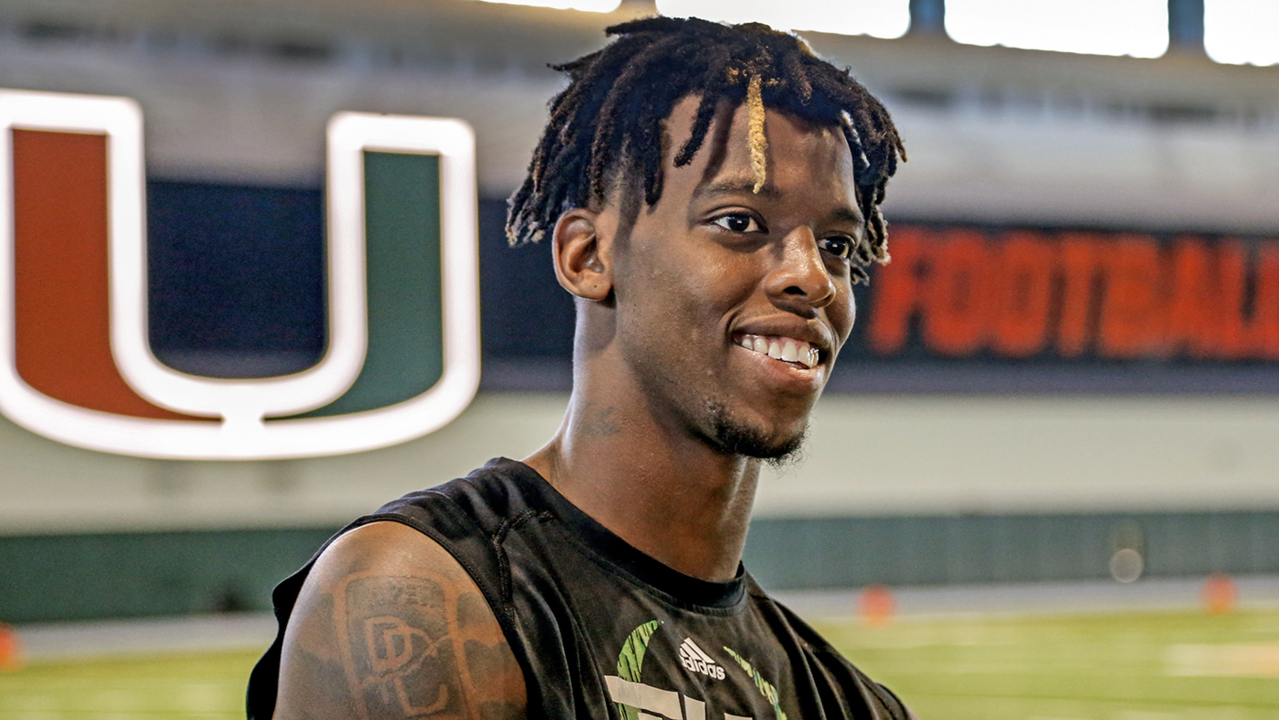 Miami quarterback N'Kosi Perry to start again: 'N'Kosi gives us the best chance to win'