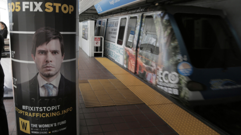 Miami unveils campaign to crack down on human trafficking ahead of Super Bowl 2020