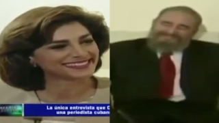 Political ad blasts Maria Elvira Salazar for 1995 interview with Fidel Castro