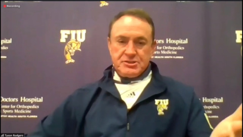After 2 consecutive turnovers on offense, FIU Panthers blow third-quarter lead and lose