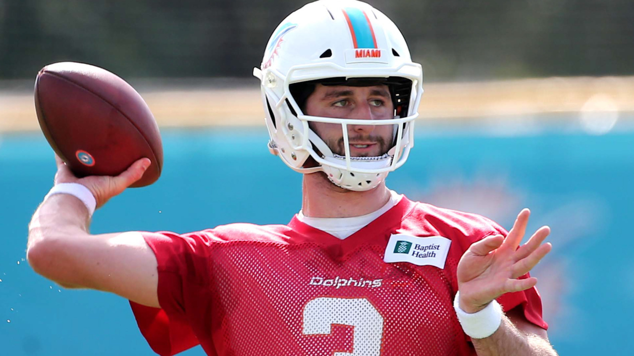 Miami Dolphins Day One training camp report | The Wichita Eagle