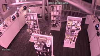 Watch thieves ram a truck into a Hollywood T-Mobile and stealing $5,000 in cellphones