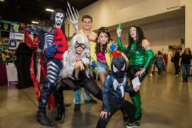 Florida Supercon returns to South Florida this weekend