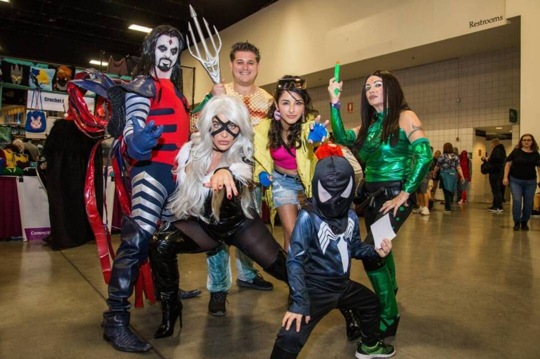 Geek Alert! Florida Supercon returns to South Florida this