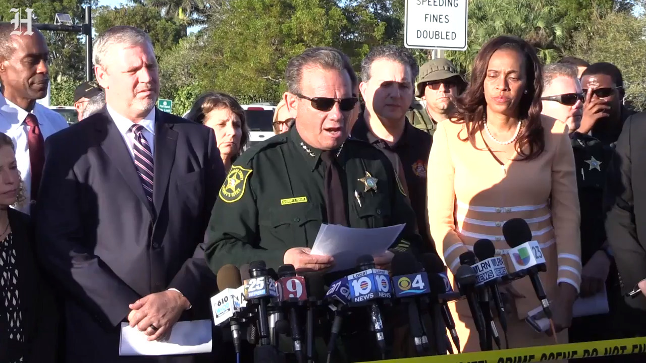 Florida Senate opens session to decide fate of Broward sheriff
