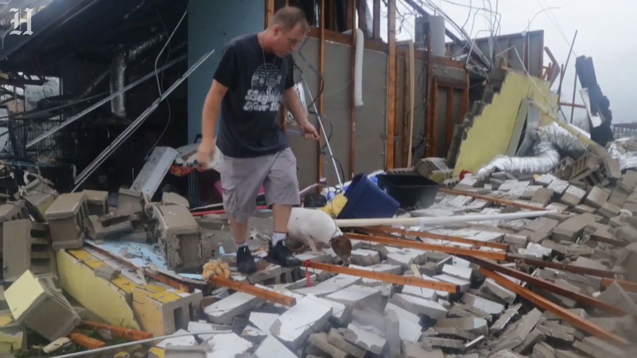 Why are 18,000 insurance claims from Hurricane Michael still open?