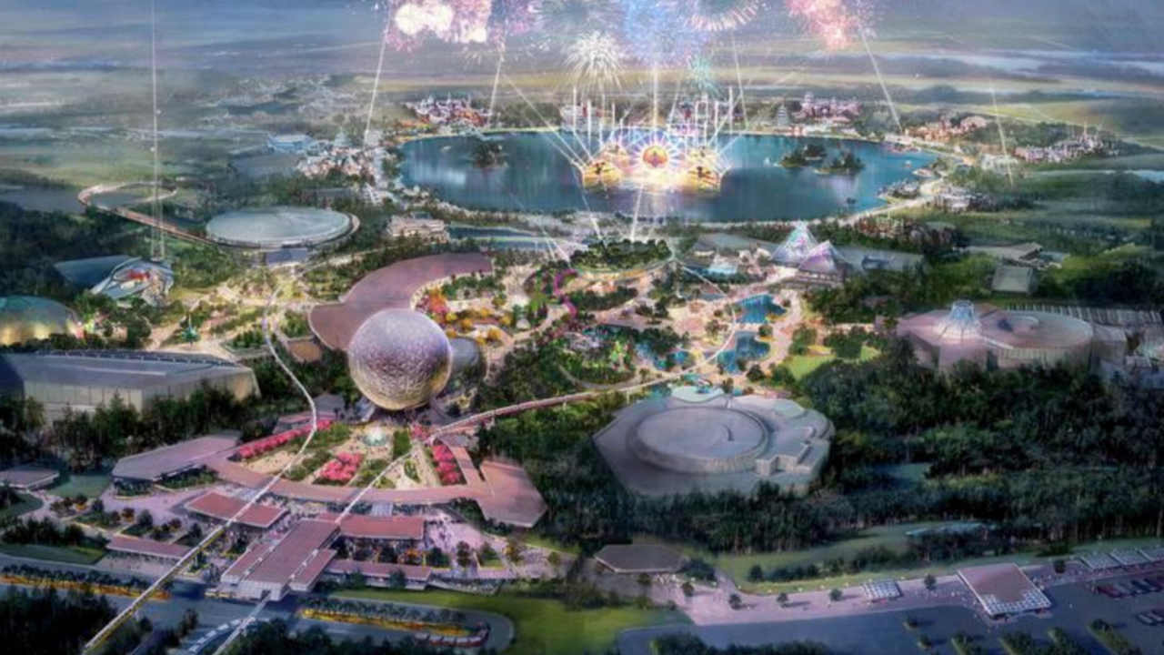 Disney's epic makeover of Epcot is under way. Take a peek at what's changing