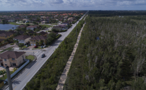 Conflicts of the proposed Dolphin/836 Expressway extension with the Everglades restoration plan