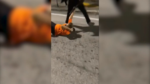 Janitor attacked in downtown Miami