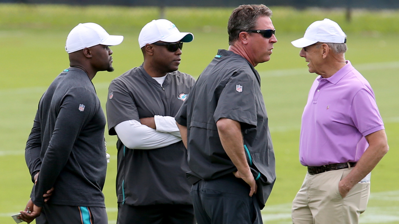Miami Dolphins 2020 free agency speaks loudly about team's drafts the past few years