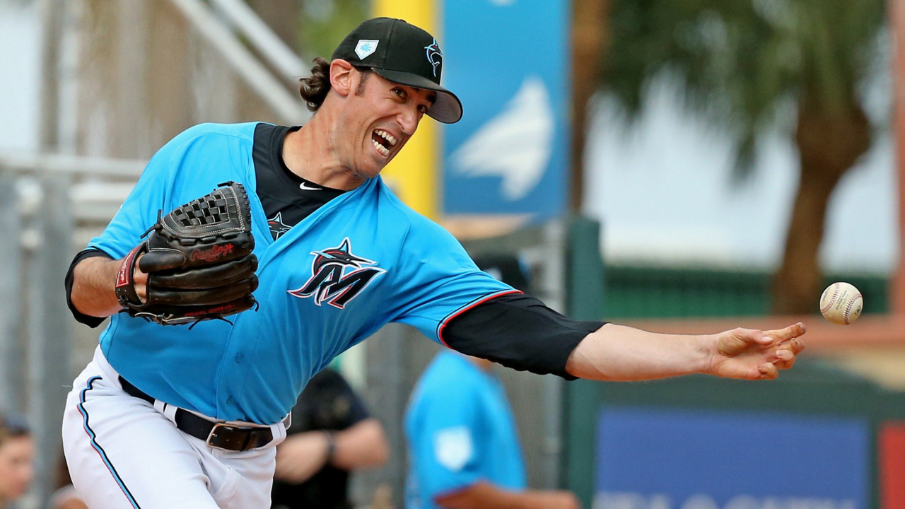 Marlins reliever strikes out brother — a former Miami first rounder — in MLB debut
