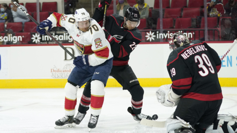 """""""Their power play has been lethal against us,"""" Panthers coach Joel Quenneville said."""