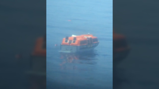 Video shows moment when Carnival cruise ship rescues Norwegian crew member who went overboard