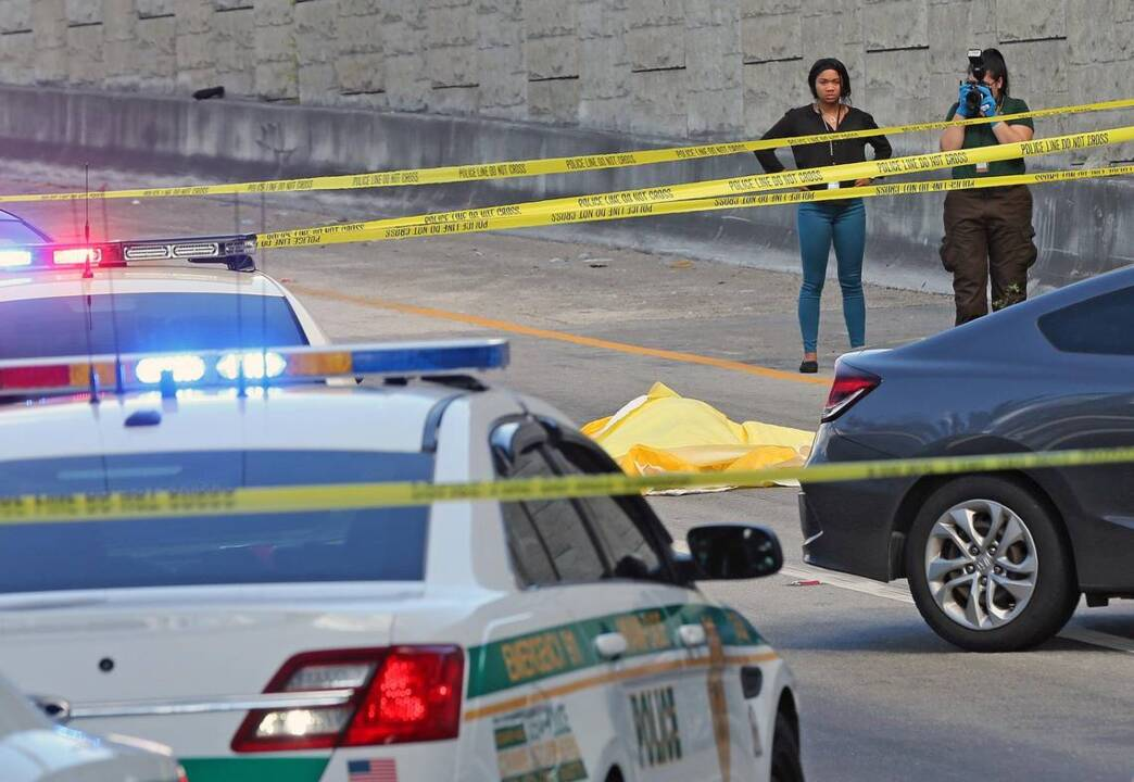 At Least One Person Shot In Altercation Off Palmetto