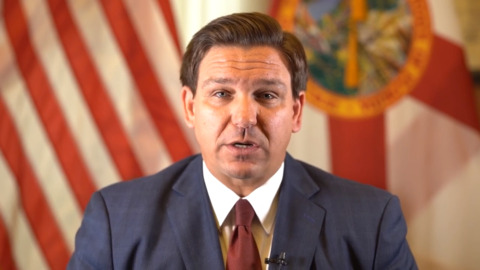 To what depths has Gov. DeSantis sunk to please President Trump? Secrecy, deception and even a  raid | Opinion