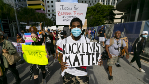 'My heart sunk.' How Miami lawmakers are reacting to George Floyd's death and protests