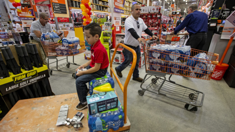 Complicated by COVID: Tax-free shopping for hurricane supplies starts this week