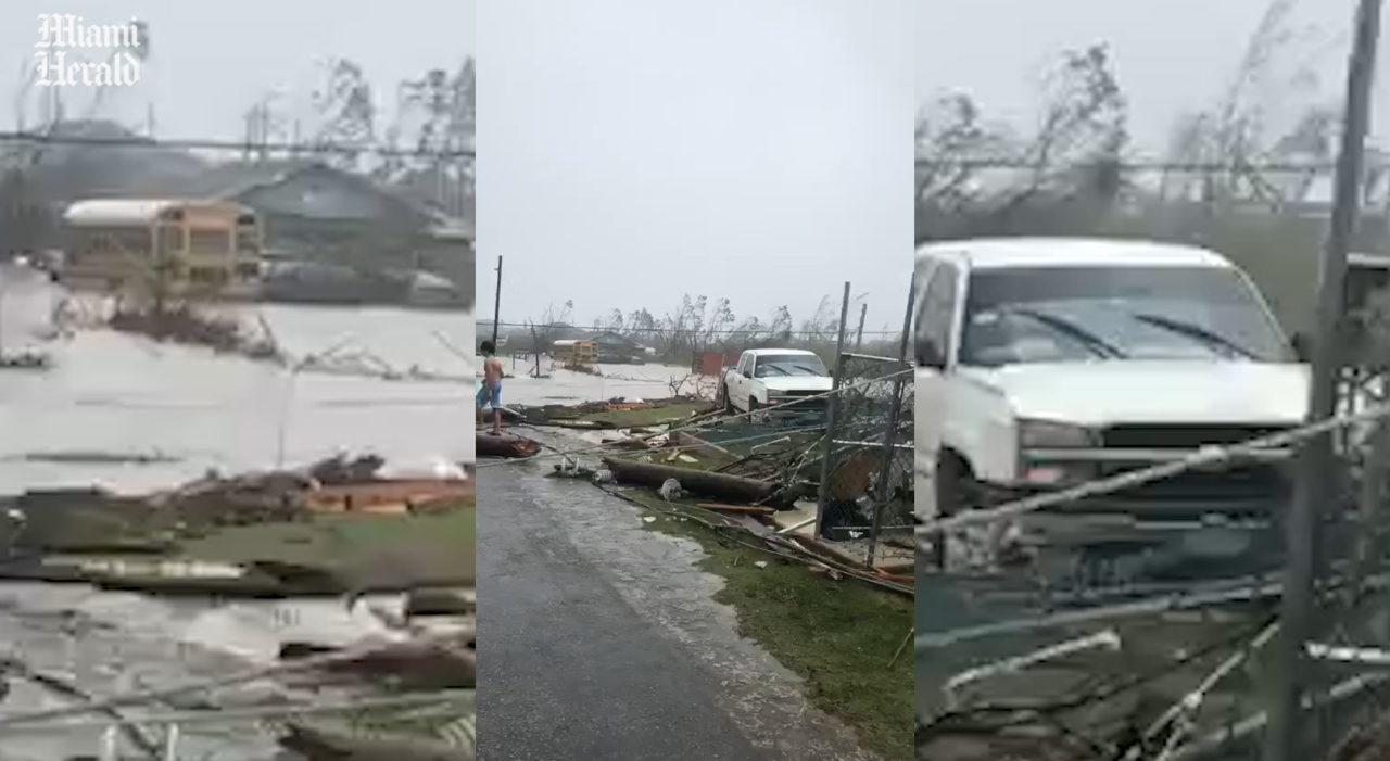 Bahamas in shock from Hurricane Dorian destruction: 'Worst day of my life'