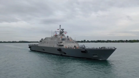 What to expect of the USS Billings when the Navy commissions the warship in Key West