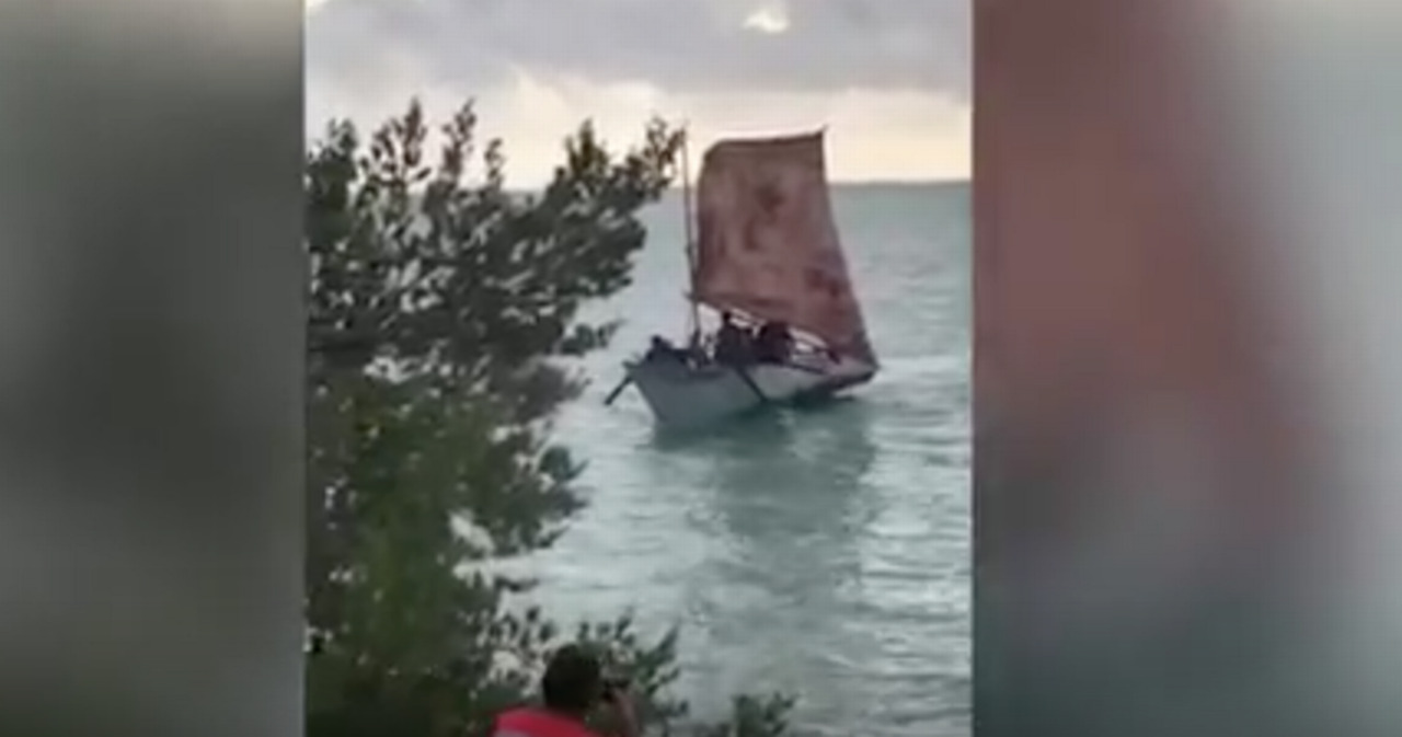 Group of 41 Cuban migrants land in Marquesas Keys | Miami ...