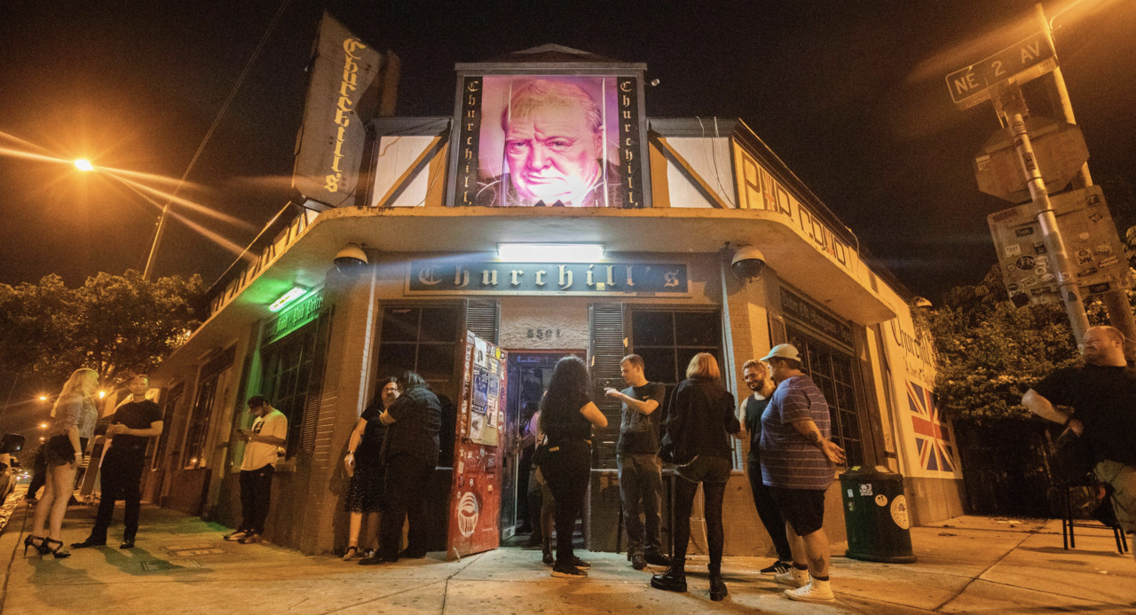 This Little Haiti dive bar is celebrating 40 years of being 'our beloved s***hole'