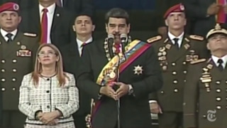 How the drone attack on Maduro unfolded in Venezuela