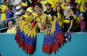 James Rodriguez among stars in Colombia versus Peru match at Hard Rock Stadium on Friday
