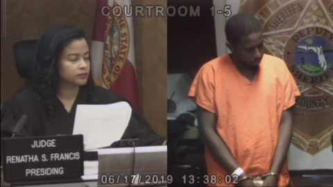 Miami Man accused of killing dad on Father's Day