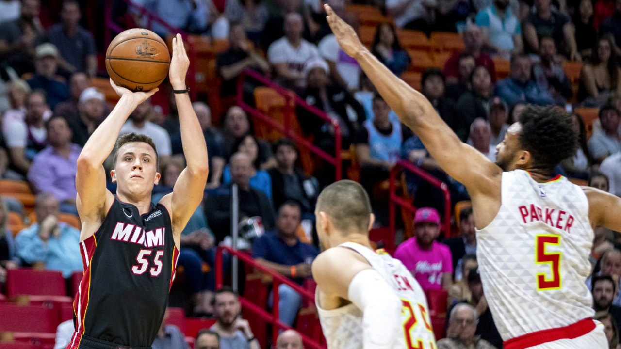 Duncan Robinson Thriving In Starting Role With Miami Heat Miami Herald