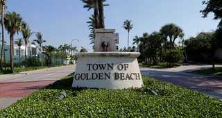 Golden Beach has always attracted the rich and the famous, like Ricky Martin and Eric Clapton.