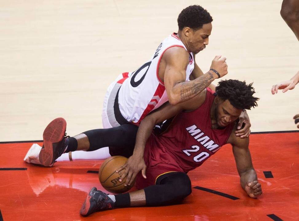 The promise of Justise Winslow gives Heat hope for the future