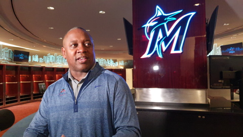Miami Marlins' Michael Hill: 'We need to get better'