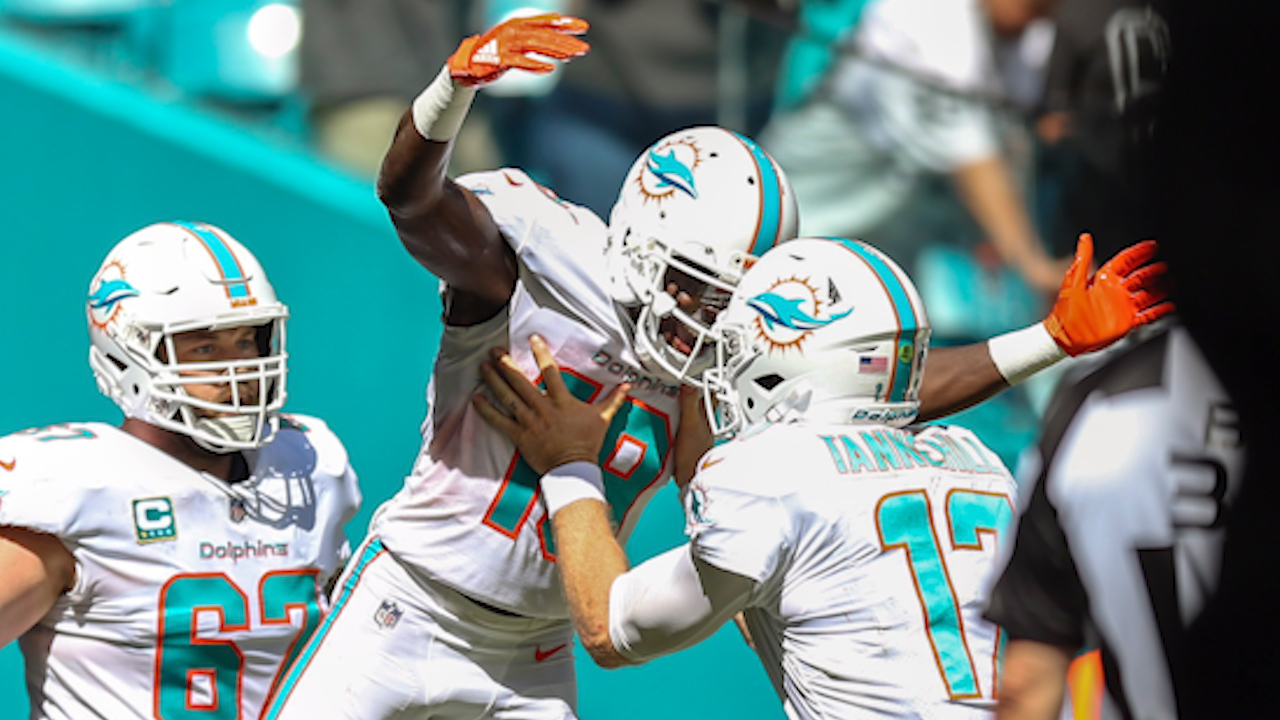 7bb71d2ef18 Miami Dolphins receiver Jakeem Grant goes on injured reserve | Miami Herald