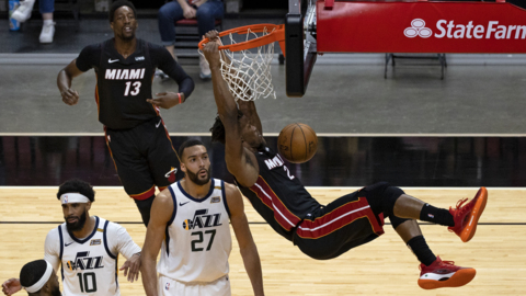 Takeaways from Heat's most impressive win of the season, led by Adebayo, Butler and Dragic
