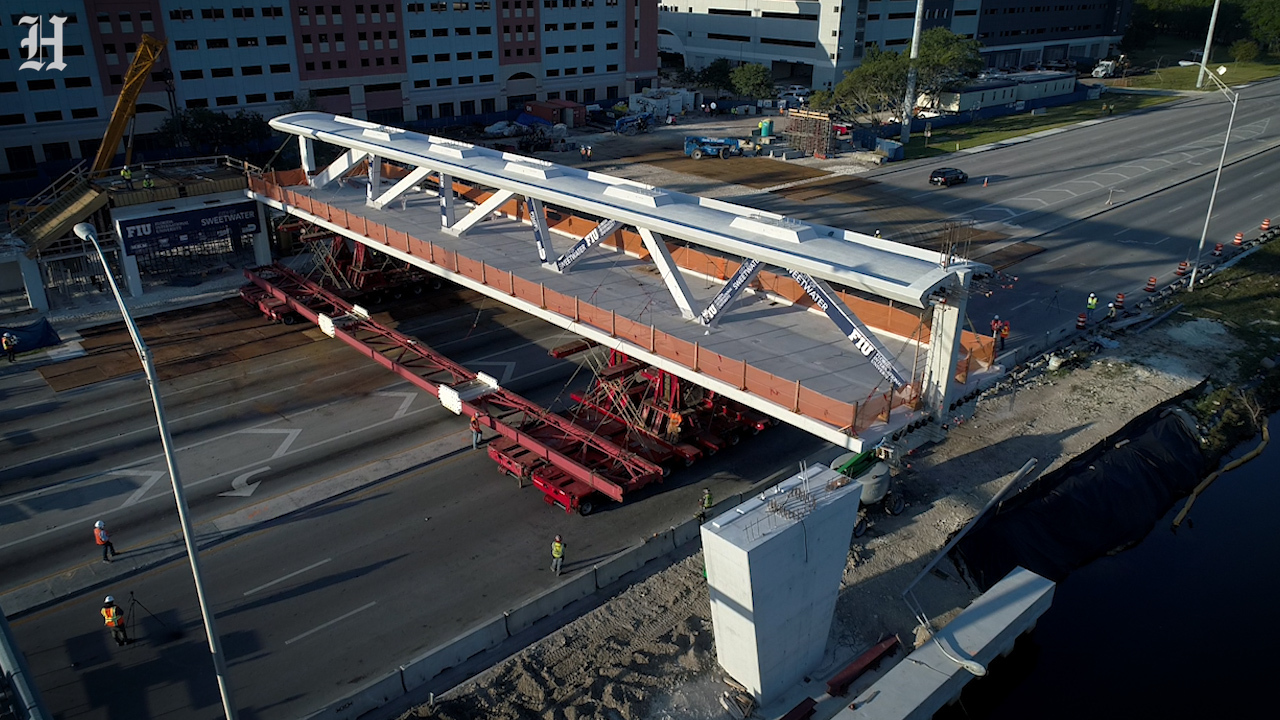 FIU bridge that collapsed had key design mistake, experts ...