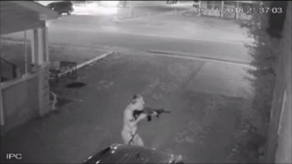 Man armed with AR-15 goes on shooting rampage