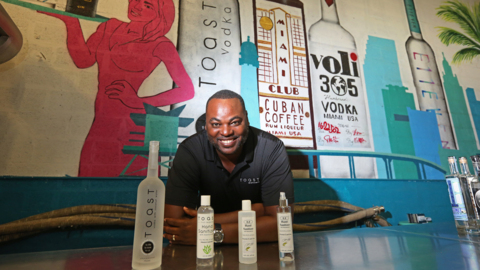 During the pandemic this Miami distillery is making more than just alcoholic beverages