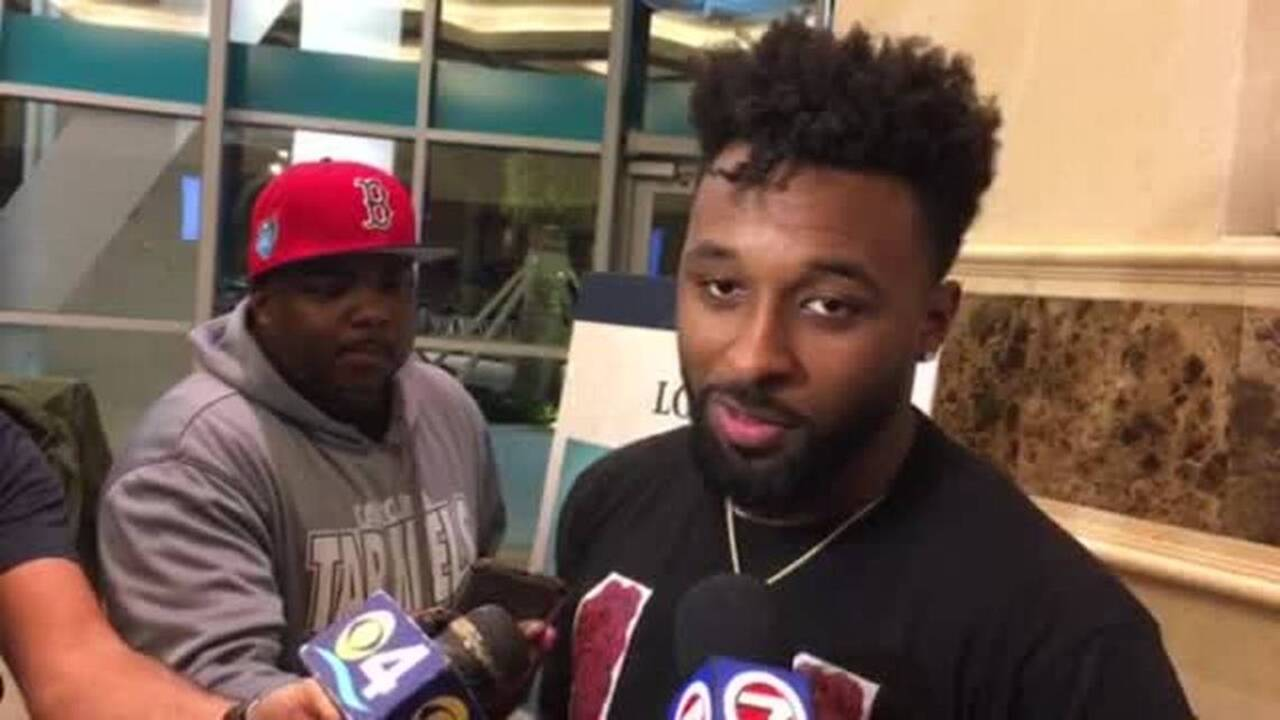 The Jarvis Landry revenge game is Sunday. Can he keep emotions in check vs. Dolphins?