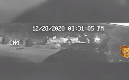 MDPD releases surveillance footage of drive by shooting