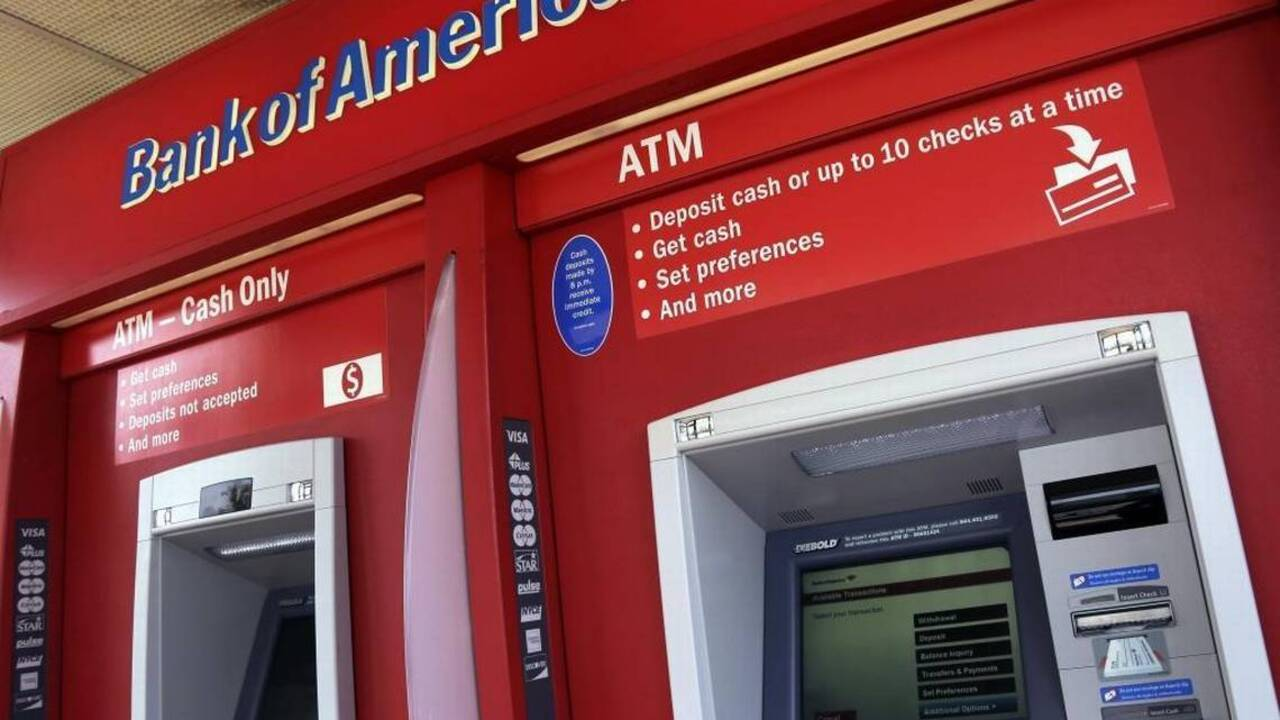 Bank of America freezes account after asking proof of