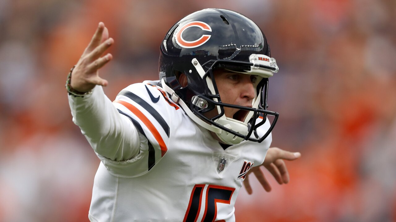 How Eddy Piñeiro went from Miami soccer player to sleeping in a car to Chicago Bears